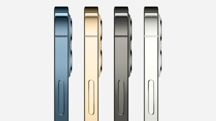 Kleuren iPhone 12 Pro