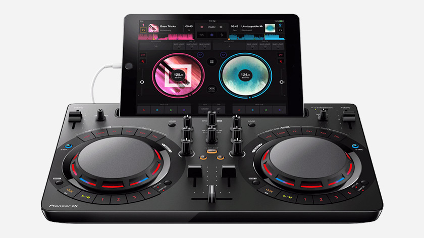 DJ software smartphone en tablet