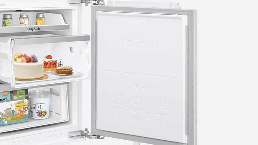 Extra functies koelkasten