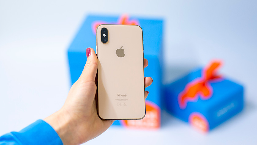 Apple iPhone Xs Max Zilver