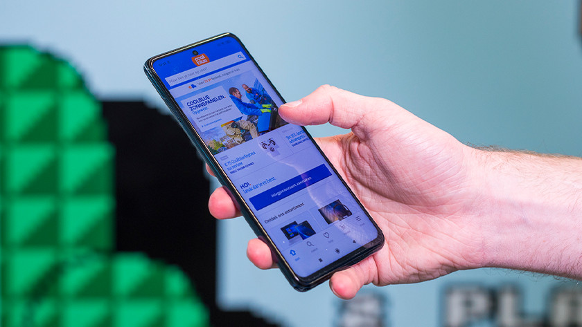 Algemene hulp smartphone