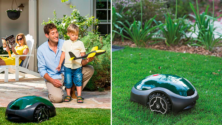 Smart products in the garden