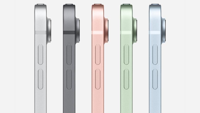 Kleuren iPad Air (2020)