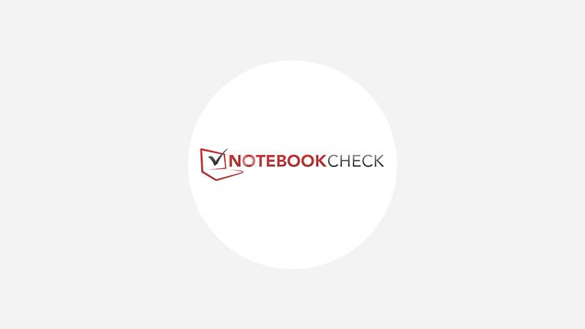 Het logo van Notebookcheck.