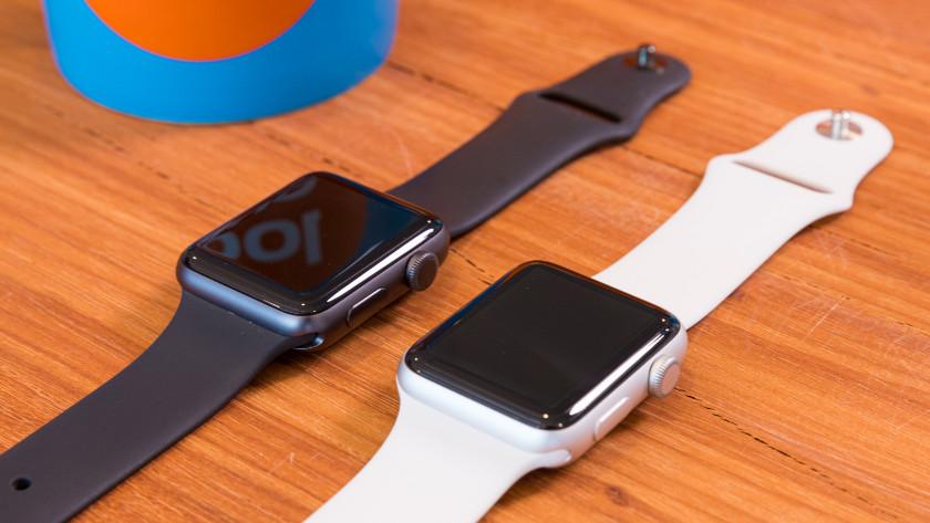 Apple Watch beeldkwaliteit