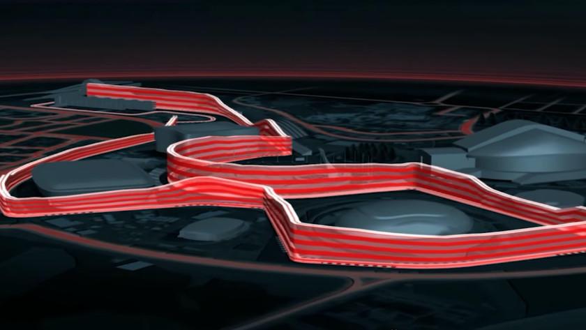De circuits van F1 2021 nemen je mee naar Europa