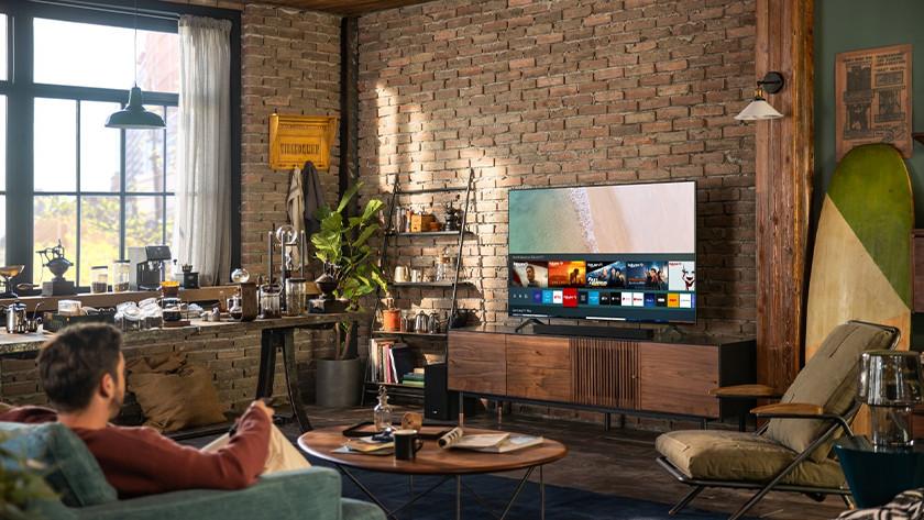 Slimme televisie