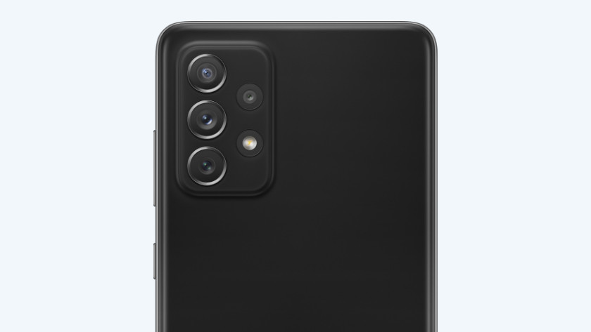 Samsung A72 vs Samsung A52 camera