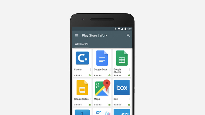 Google Play for Work