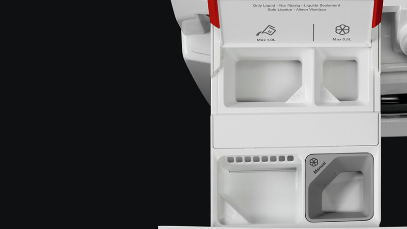 AEG AutoDose technology