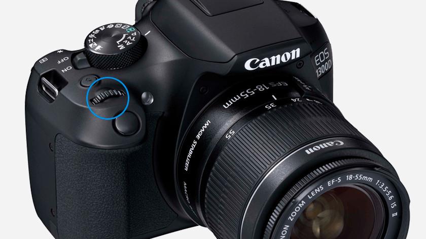 Aan de slag met een Canon spiegelreflexcamera