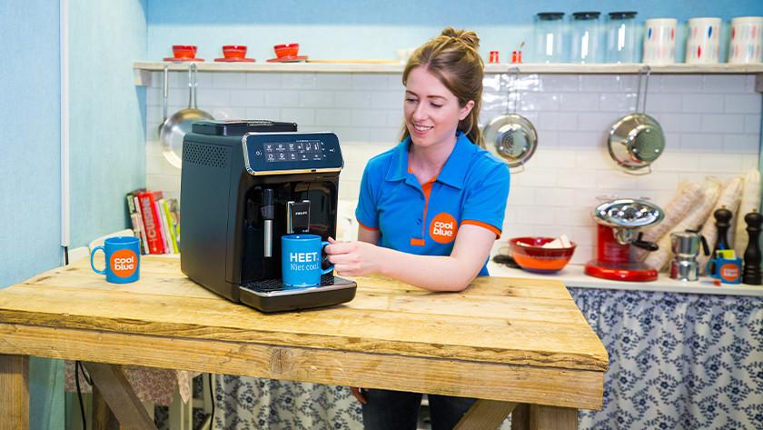 volautomatische koffiemachine kiezen