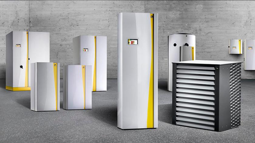 Gas-free heating