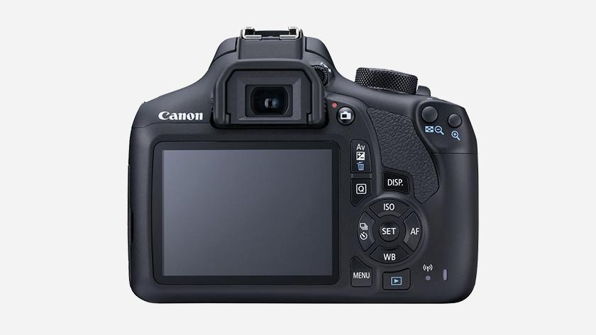 Screen Canon 1300D