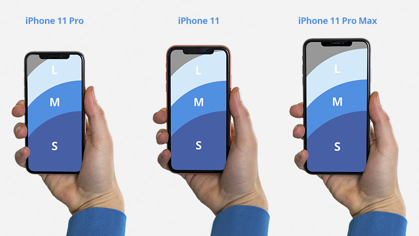 Apple iPhone 11 visual