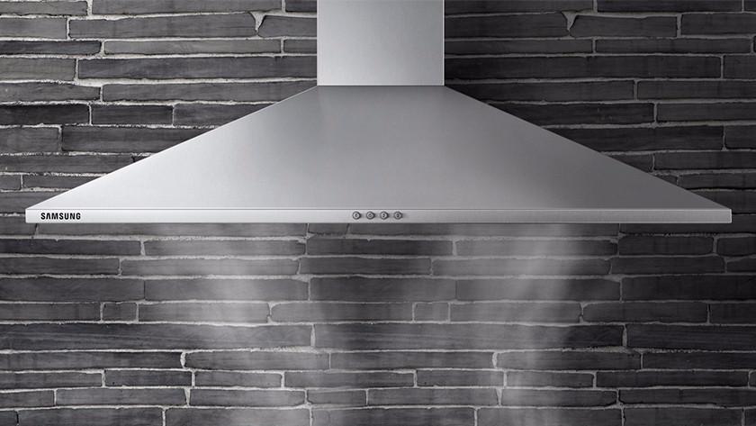 Wall-mounted range hood