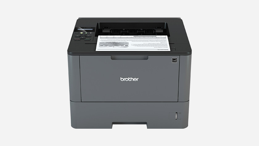 Compacte printer brother