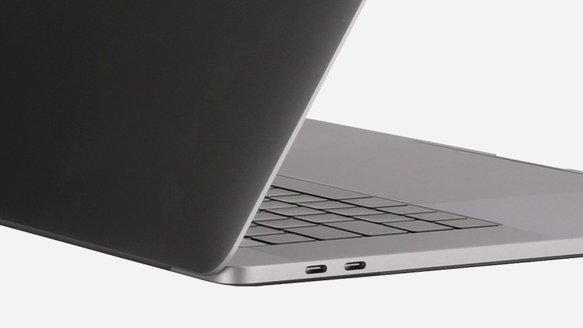 Aansluitingen Apple Macbook Pro