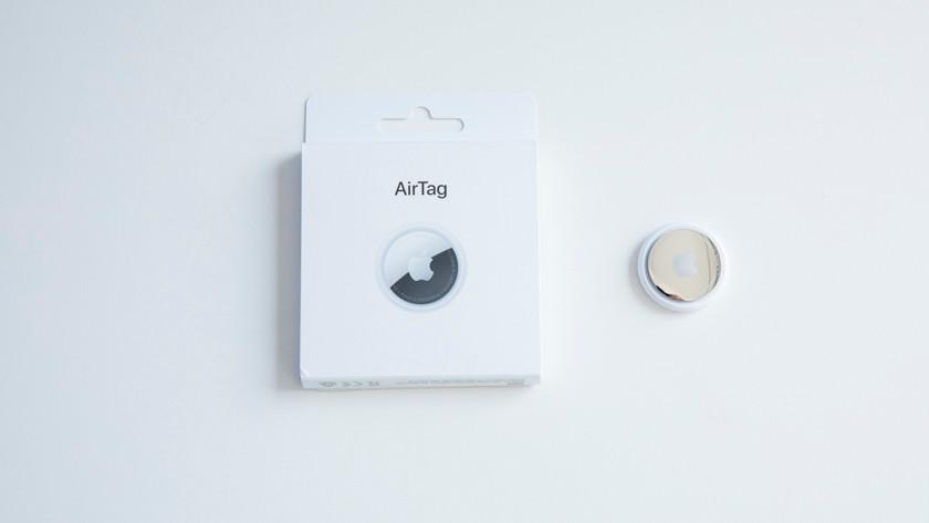 Eerste indruk AirTag