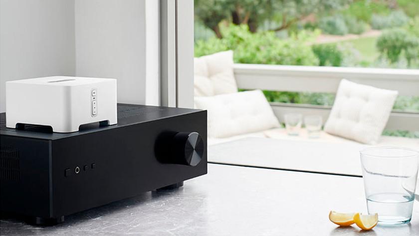 Sonos Connect en Connect:Amp
