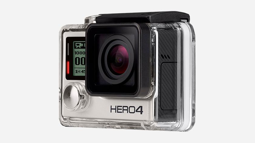External features GoPro HERO 4