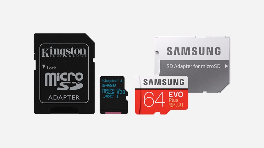 What is a microSD card