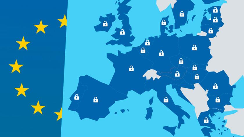 AVG GDPR Europa