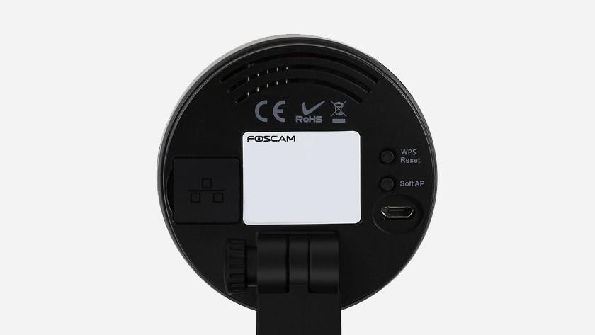 How do you set up a Foscam camera? - Coolblue - Before 23:59