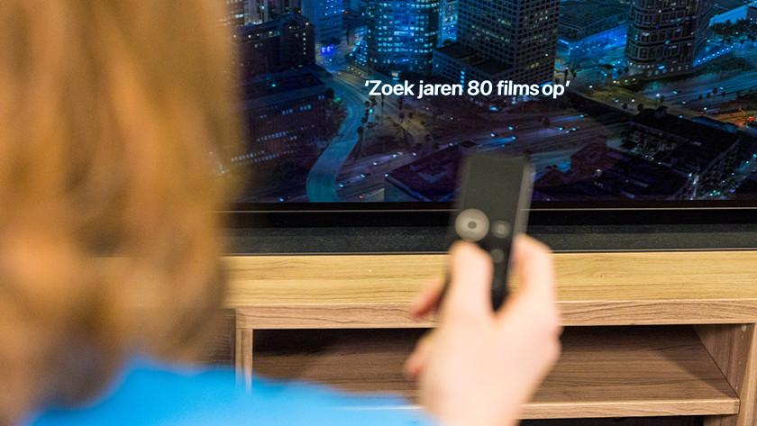 Apple TV functies