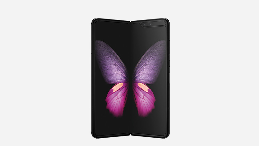 Screen difference Samsung Galaxy Fold Flip