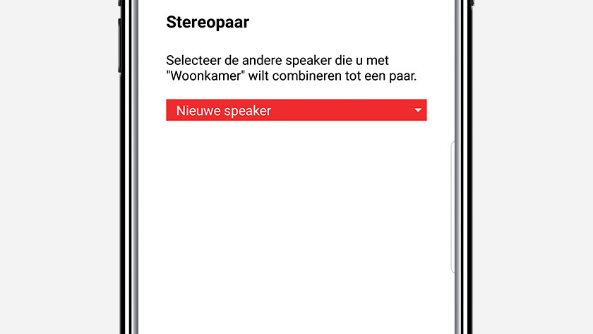 Step 9: select the second speaker