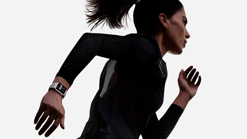 Apple Watch Nike sporten fitness