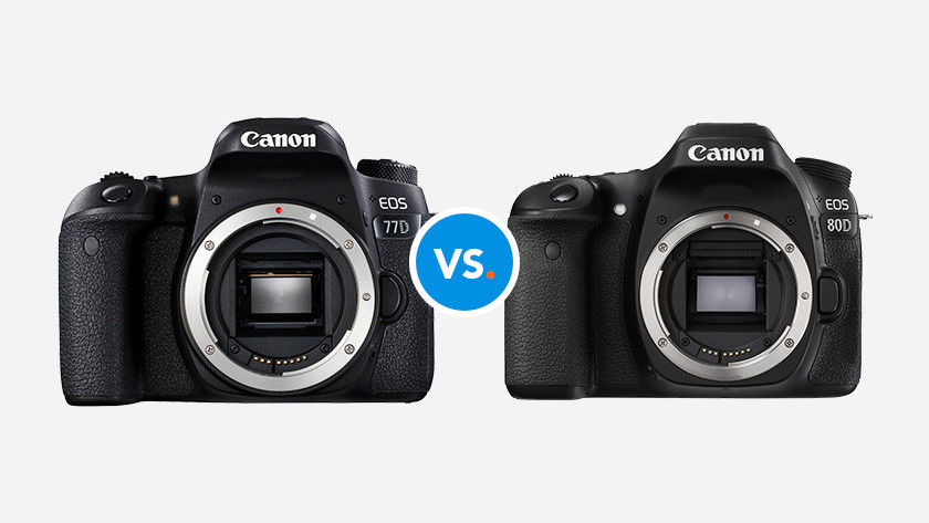 Compare Canon cameras