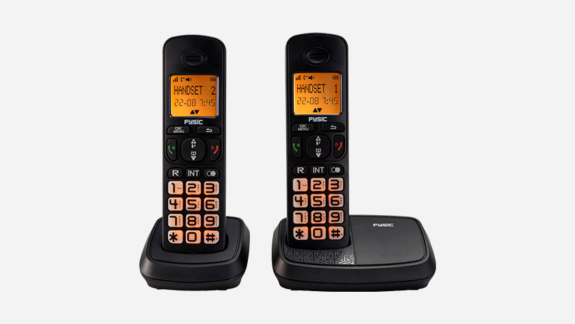 What type of landline telephone line can I use to call