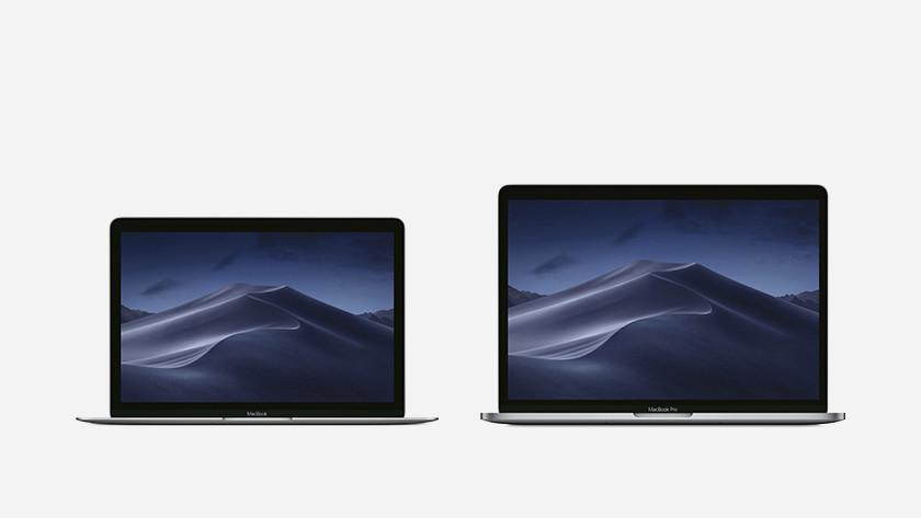 Apple MacBook dimensions