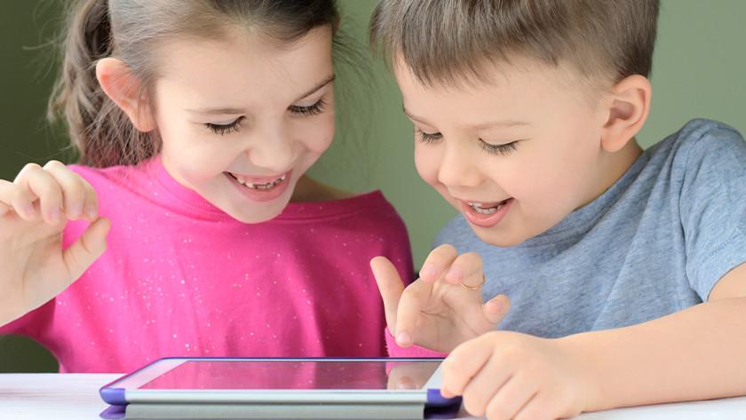 iPad voor kinderen