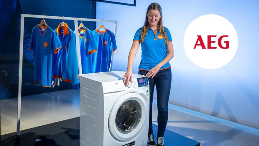 AEG wasmachine