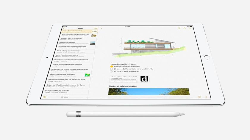 iPad Pro 2017 Apple Pencil