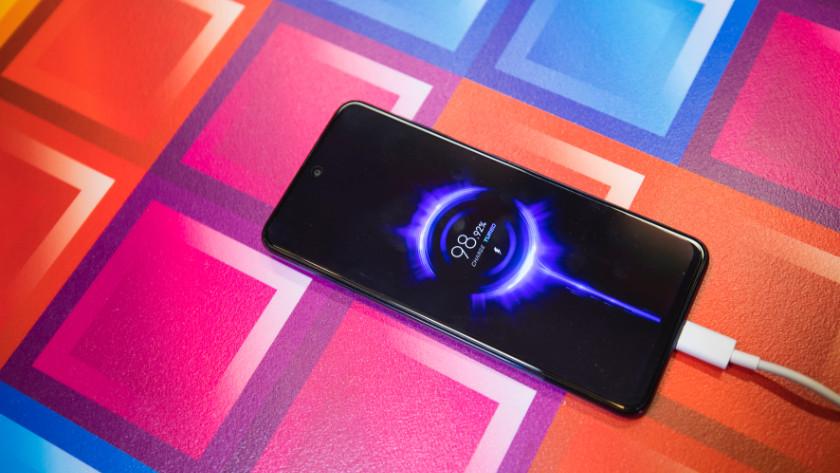 Batterij Xiaomi Redmi Note 9 Pro review