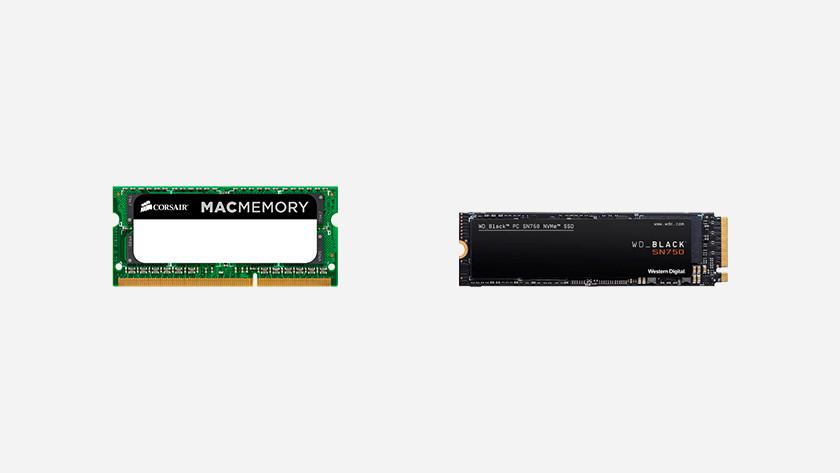 MacBook RAM vs MacBook SSD
