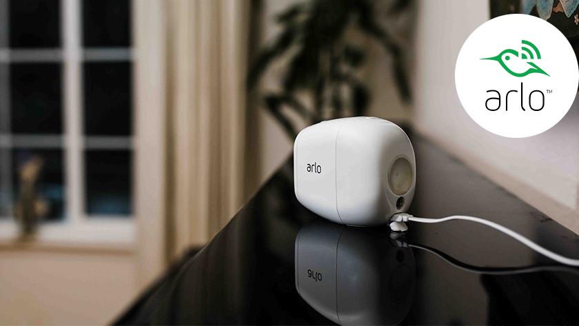 Arlo ip-camera ondersteuning