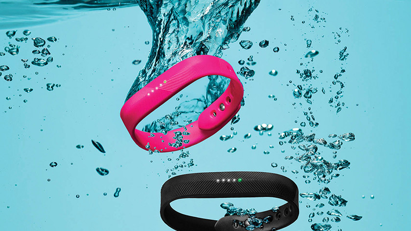 Fitbit Flex 2 waterproof