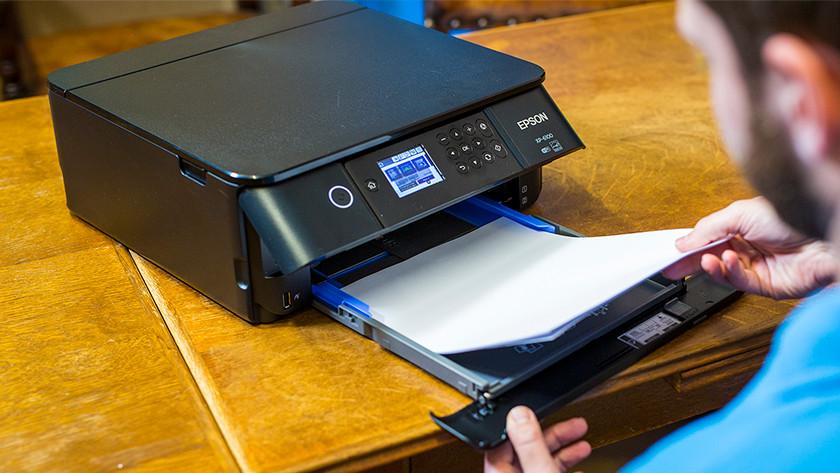 Epson printer problemen