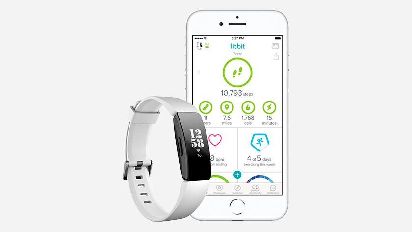 Fitbit inspire app
