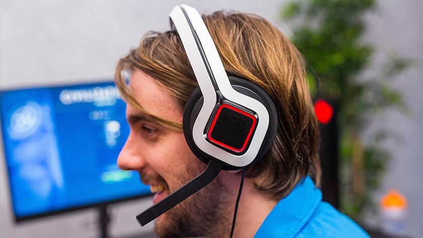 HP Omen gaming headset.