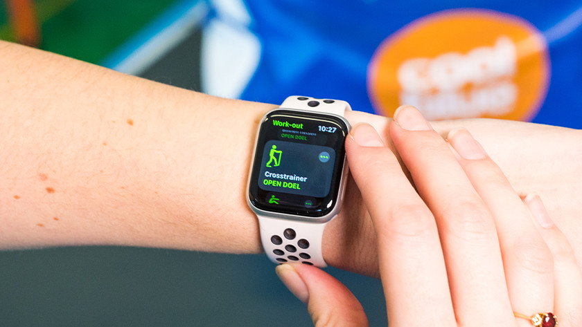 Apple Watch Siliconen Nike Sport Loop horlogeband