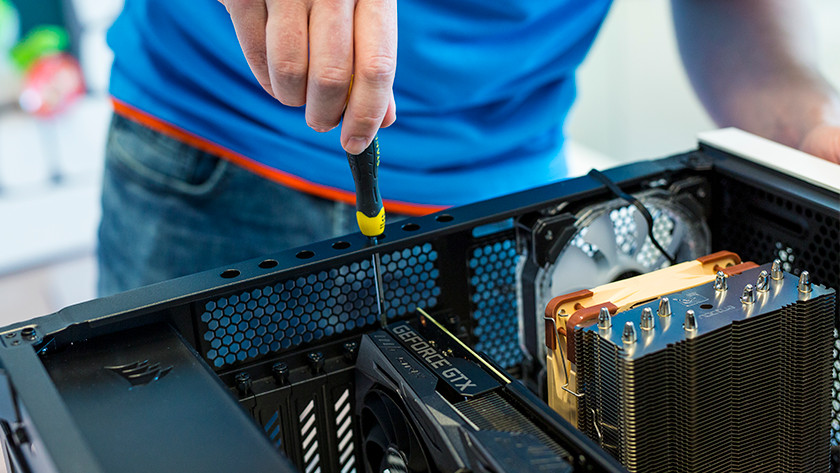 Install video card PC