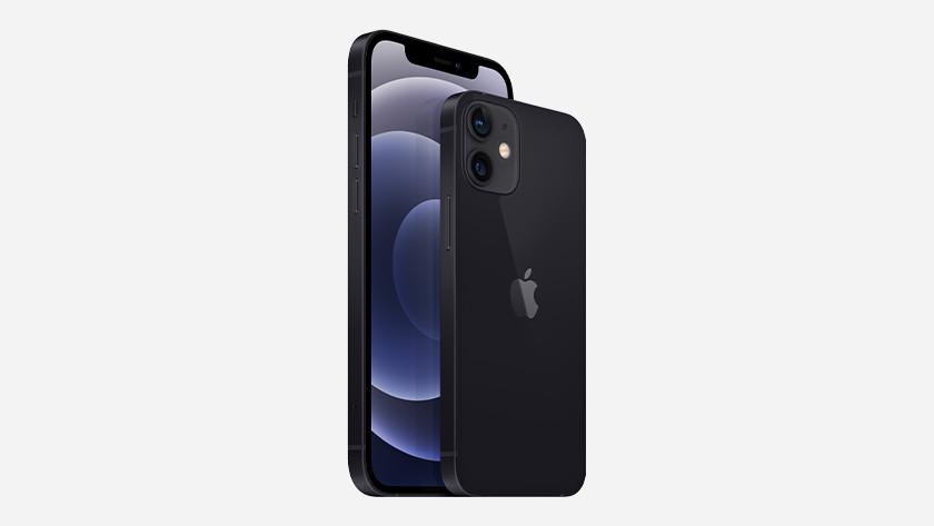 iPhone 12 and 12 Mini black