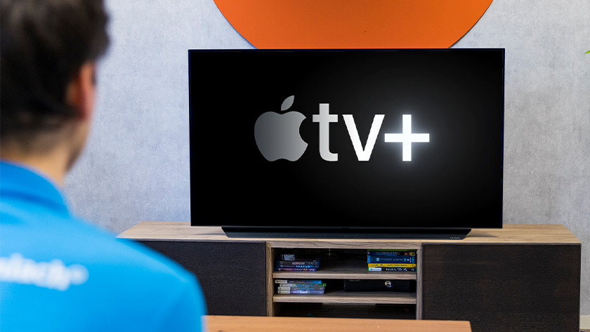 Abonneren op Apple TV+ in de Apple TV app