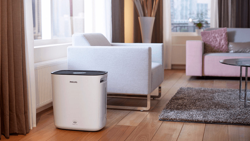Humidifier capacity
